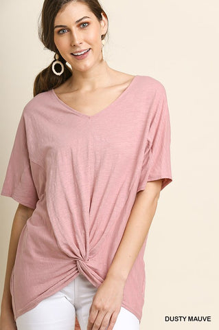Dolman Short Sleeve Top