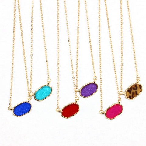 Kendra Scott Inspired Necklaces
