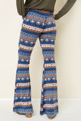 Printed Bellbottoms - Bohemian Bliss