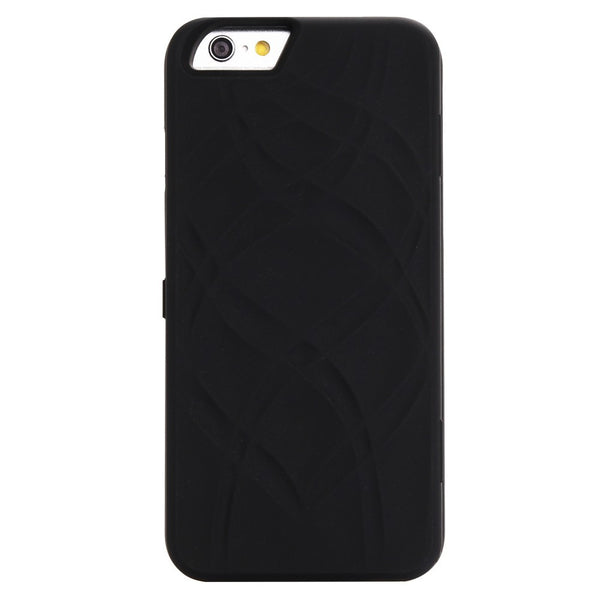 Black Mirror Cover Case for iPhone 6/6s - Bohemian Bliss
