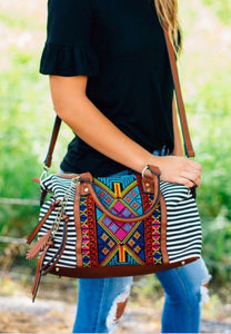 Aztec Handbag ~ Medium Size