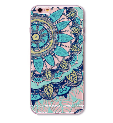 Bohemian Bliss Boutique,Henna Iphone 6/6s Soft Phone Case,Gifts,ALiexpress