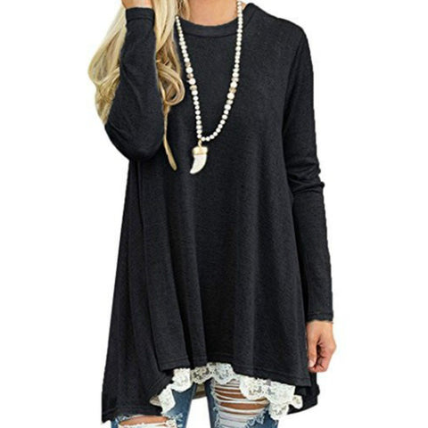 Laura Lace Tunic