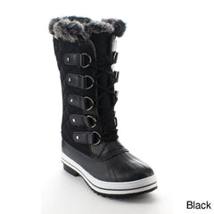 Mid Calf Weather Snow Boots, Shoes - Bohemian Bliss Boutique
