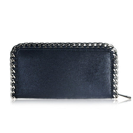 Stella McCartney Inspired Leather Wallet