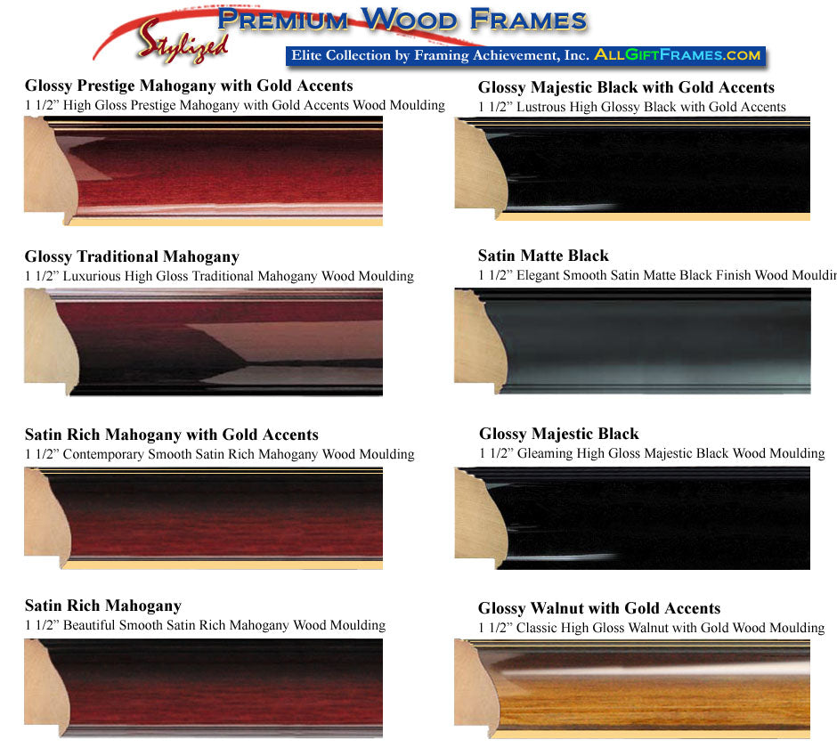 College Diploma Frame and Certificate Frames Mouldings