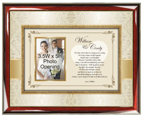 Love Poetry Gift Photo Frame