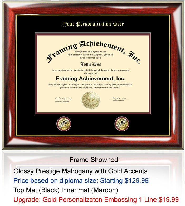 University Diploma Frame College Graduation Frames Gifts Plaques
