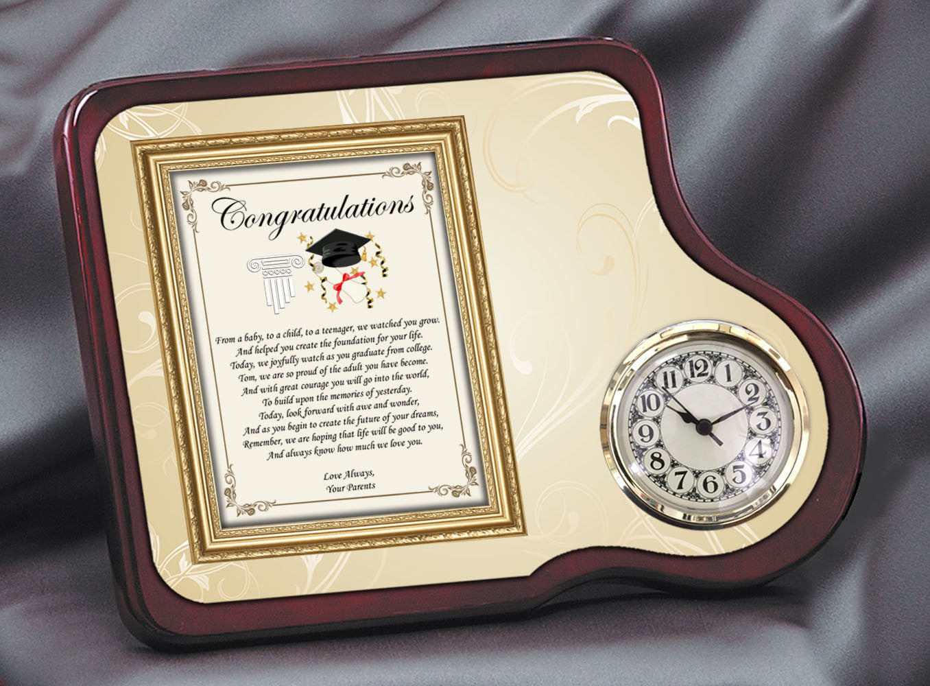 college graduation gift personalized grad gift ideas her him present