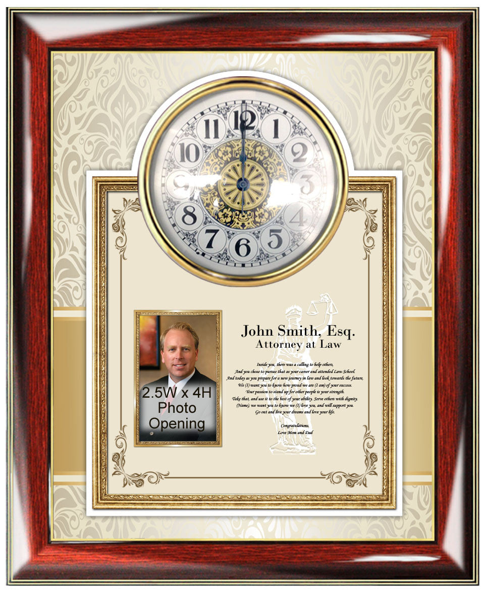 Lawyer gifts law school graduation gifts for new attorney frame plaque law school graduation picture frame jeuxipadfo Images