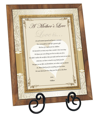 mom poetry gift