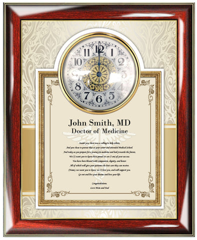 Graduation Personalized Gift for Doctor Physician
