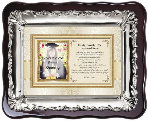 nurse photo frame
