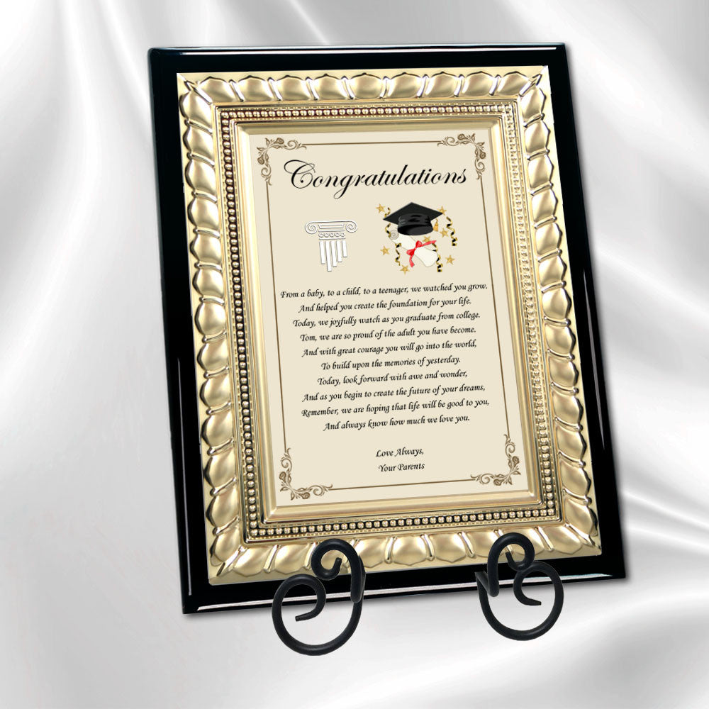unique high school graduation gift ideas congratulation son daughter