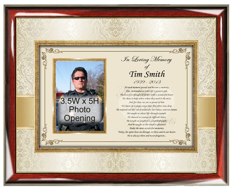 Personalized Sympathy Gifts Memorial Plaques And