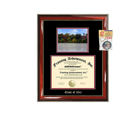 Diploma Frame Big University of Massachusetts Lowell Umass Graduation Gift Case Embossed Picture Frames Engraving Degree Graduate Bachelor Masters MBA PHD Doctorate School