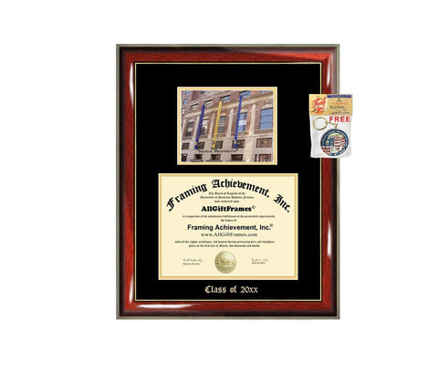 Diploma Frame Big Suffolk University Graduation Gift Case Embossed Picture Frames Engraving Degree Law Graduate Bachelor Masters MBA PHD Doctorate School