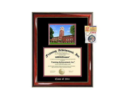 Diploma Frame Big Washington State University WSU Graduation Gift Case Embossed Picture Frames Engraving Degree Graduate Bachelor Masters MBA PHD Doctorate School