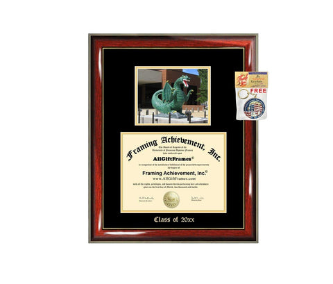 Diploma Frame Big University of Alabama Birmingham UAB Graduation Gift Case Embossed Picture Frames Engraving Degree Graduate Bachelor Masters MBA PHD Doctorate School
