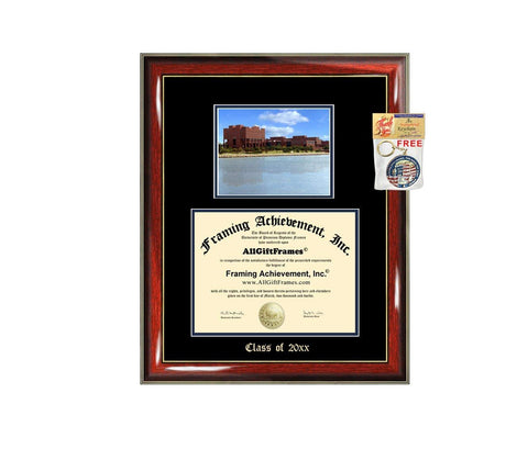 Diploma Frame Big University of Massachusetts Boston Graduation Gift Case Umass Embossed Picture Frames Engraving Degree Graduate Bachelor Masters MBA PHD Doctorate School