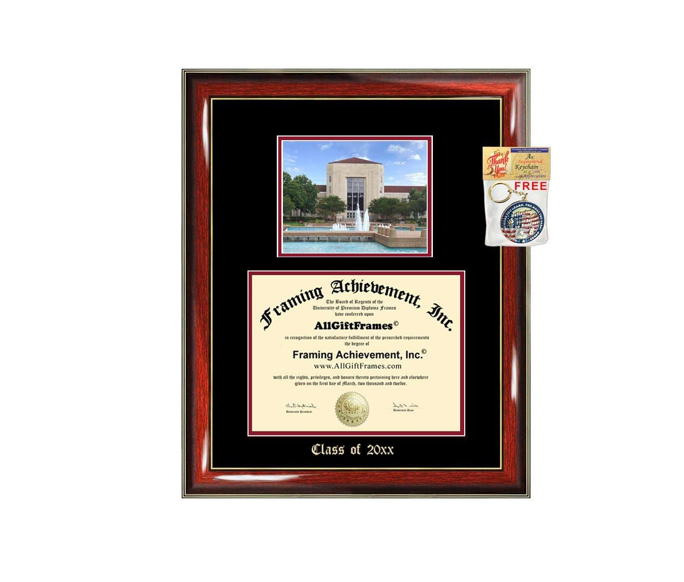 University Of Houston Mba >> Diploma Frame Big University Of Houston Graduation Gift Case Uh Embossed Picture Frames Engraving Degree Graduate Bachelor Masters Mba Phd Doctorate