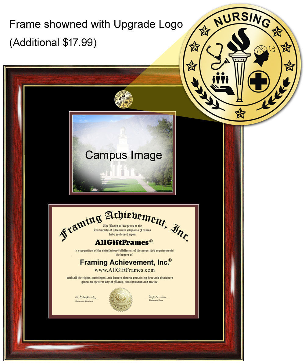 angelo state university diploma frame campus certificate asu universit angelo state university diploma frame campus certificate asu university degree frames framing gift graduation plaque document college