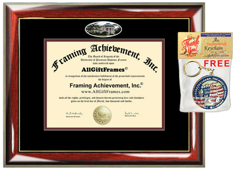 American University diploma frame certificate school picture degree frames framing gift graduation plaque document graduate custom holder