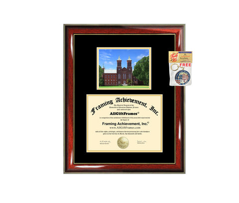 Antioch College diploma frame campus certificate Antioch degree frames framing gift graduation plaque document graduate alumni