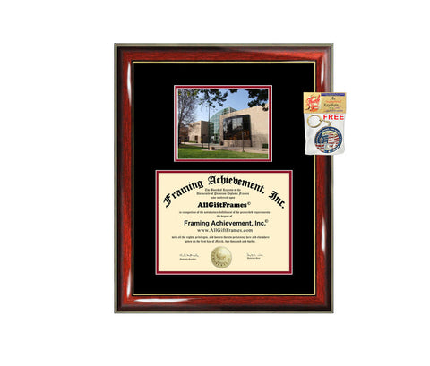 APU diploma frame certificate Azusa Pacific University degree frames framing gift graduation plaque campus document college