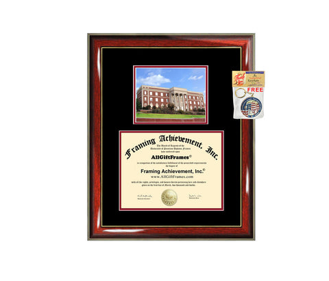 Sul Ross State University diploma frame campus SRSU certificate framing graduation frames document plaque degree graduate certification gift