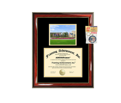 University of Alaska Fairbanks diploma frame campus degree certificate framing gift UAF graduation photo document plaque certification