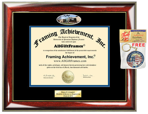 APU diploma frame Azusa Pacific University certificate degree school picture Personalized Bachelor Master Doctorate phd mba Engrave Holder