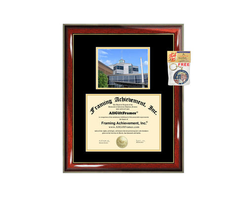 St. Cloud State University diploma frame campus SCSU degree certificate framing gift graduation frames photo document plaque certification