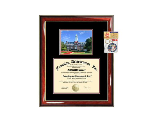 Transylvania University diploma frame campus degree certificate framing gift graduation frames photo document plaque certification graduate