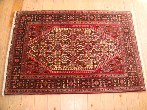 Kashkuli Rug 155x107 Z164 - Persian Tribal Rugs
