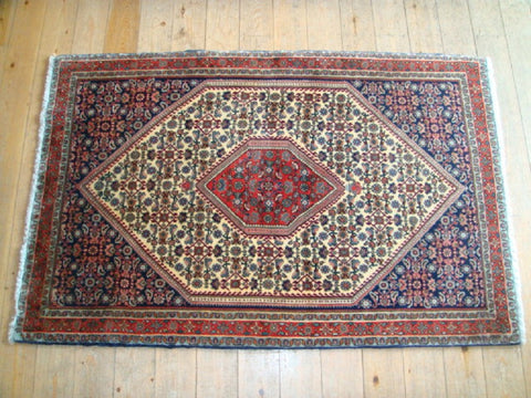 Bijar Rug 176x115 Z645 - Persian Tribal Rugs - 1