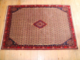 Senneh Rug 168x118 Z119 - Persian Tribal Rugs - 1