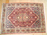 Bijar Rug 155x110 Z144 - Persian Tribal Rugs - 1