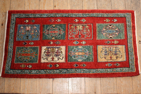 Gabbeh Rug 120x63 X5926 - Persian Tribal Rugs - 1
