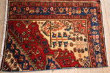 Nahavand Rug 120x90 X6362 - Persian Tribal Rugs - 1