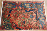 Nahavand Rug 110x75 6461 - Persian Tribal Rugs - 1