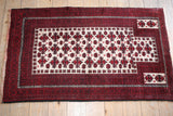 Balouch Rug 135x80 X6080 - Persian Tribal Rugs