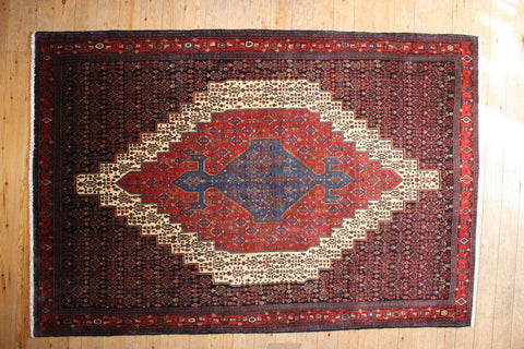 Senneh Rug 295x195 Z39 - Persian Tribal Rugs