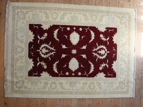 Nain Rug 240x180 X2493 - Persian Tribal Rugs
