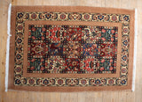 Bakhtiar Rug 207x140 X4462 - Persian Tribal Rugs