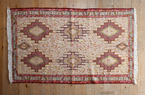 Persian Kilim 190x117 X5935 - Persian Tribal Rugs - 1