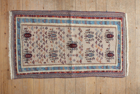 Persian Kilim 152x87 X6243 - Persian Tribal Rugs - 1