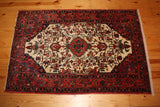 Hamedan Rug 157x107 X1172 - Persian Tribal Rugs