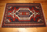 Quchan Rug 170x120 9728 - Persian Tribal Rugs - 1