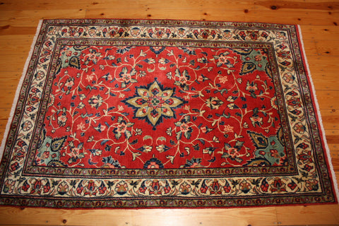 Hamedan Rug 190x130 X2827 - Persian Tribal Rugs - 1